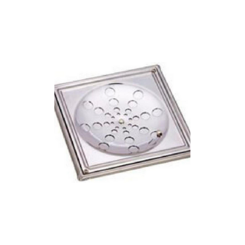 Grelha Quadrada com Caixilho 10x10 G18A Ciapap