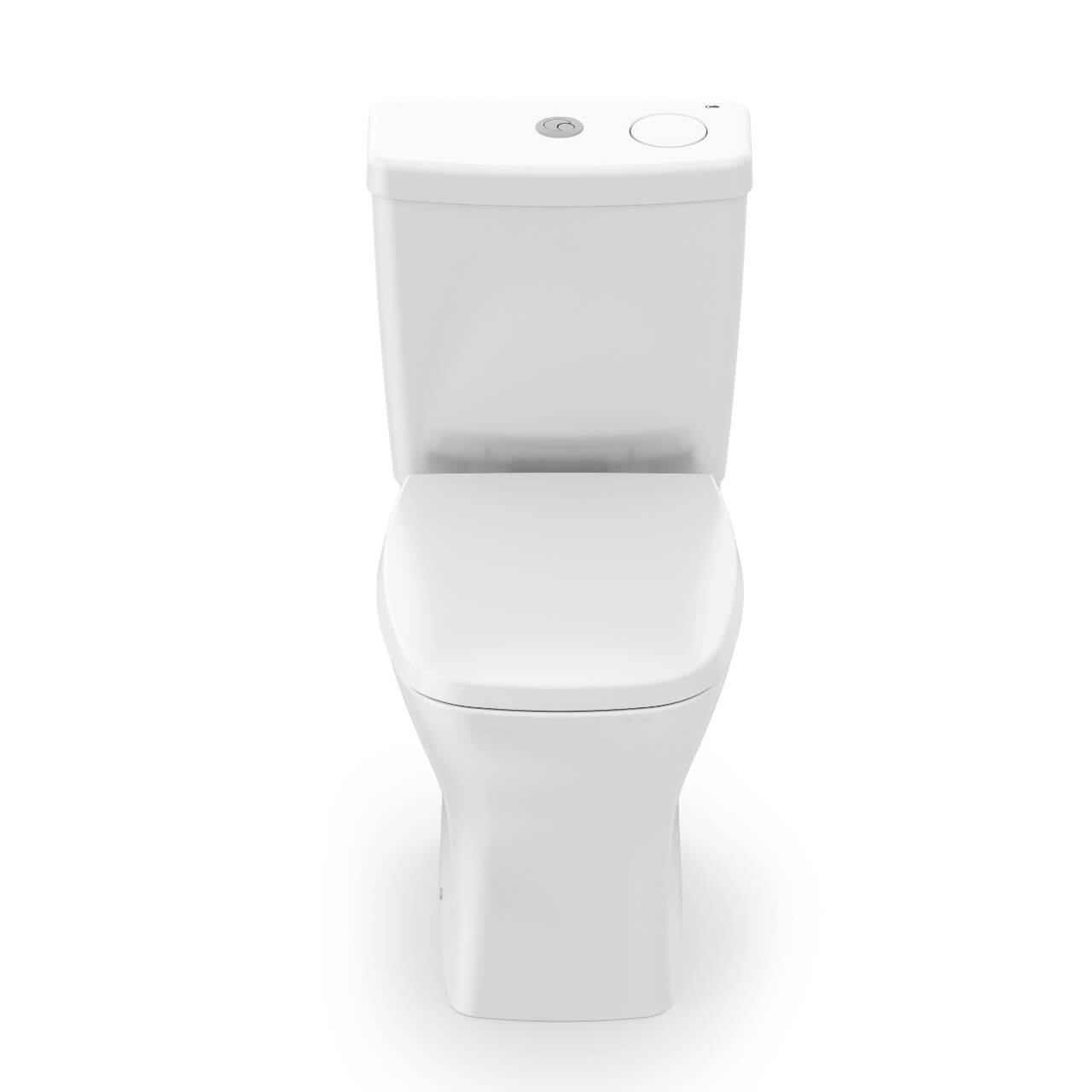 Kit Celite Vaso Sanitário com Caixa Acoplada Vip Branco  - Casa Mattos