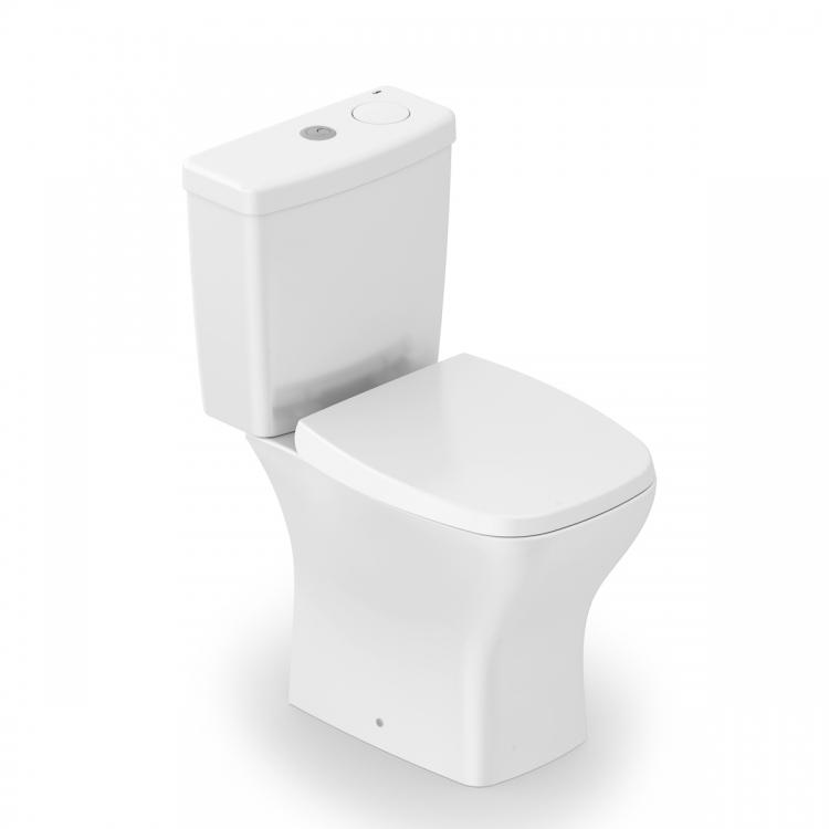 Kit Celite Vaso Sanitário com Caixa Acoplada Vip Branco