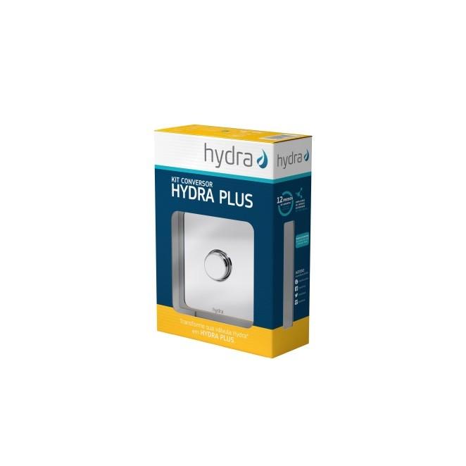 Kit Conversor Deca Hydra Max para Hydra Plus 4916.C.PLS Cromado  - Casa Mattos