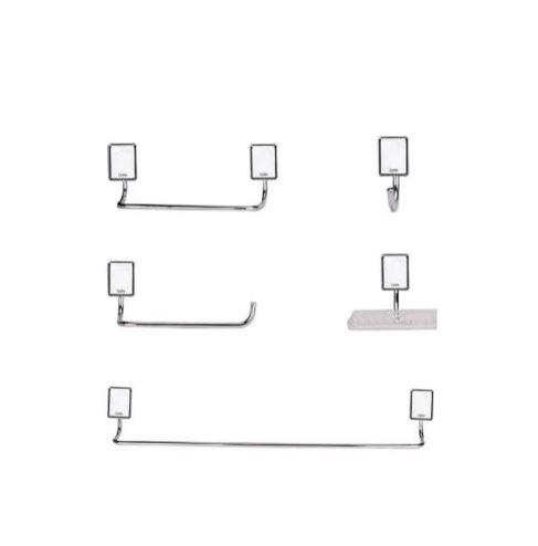 Kit de Acessórios Celite  5 peças One Cromado