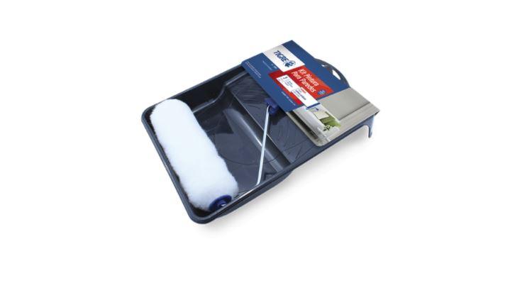 Kit de Pintura Básico Econômico Tigre 61541000 3 peças