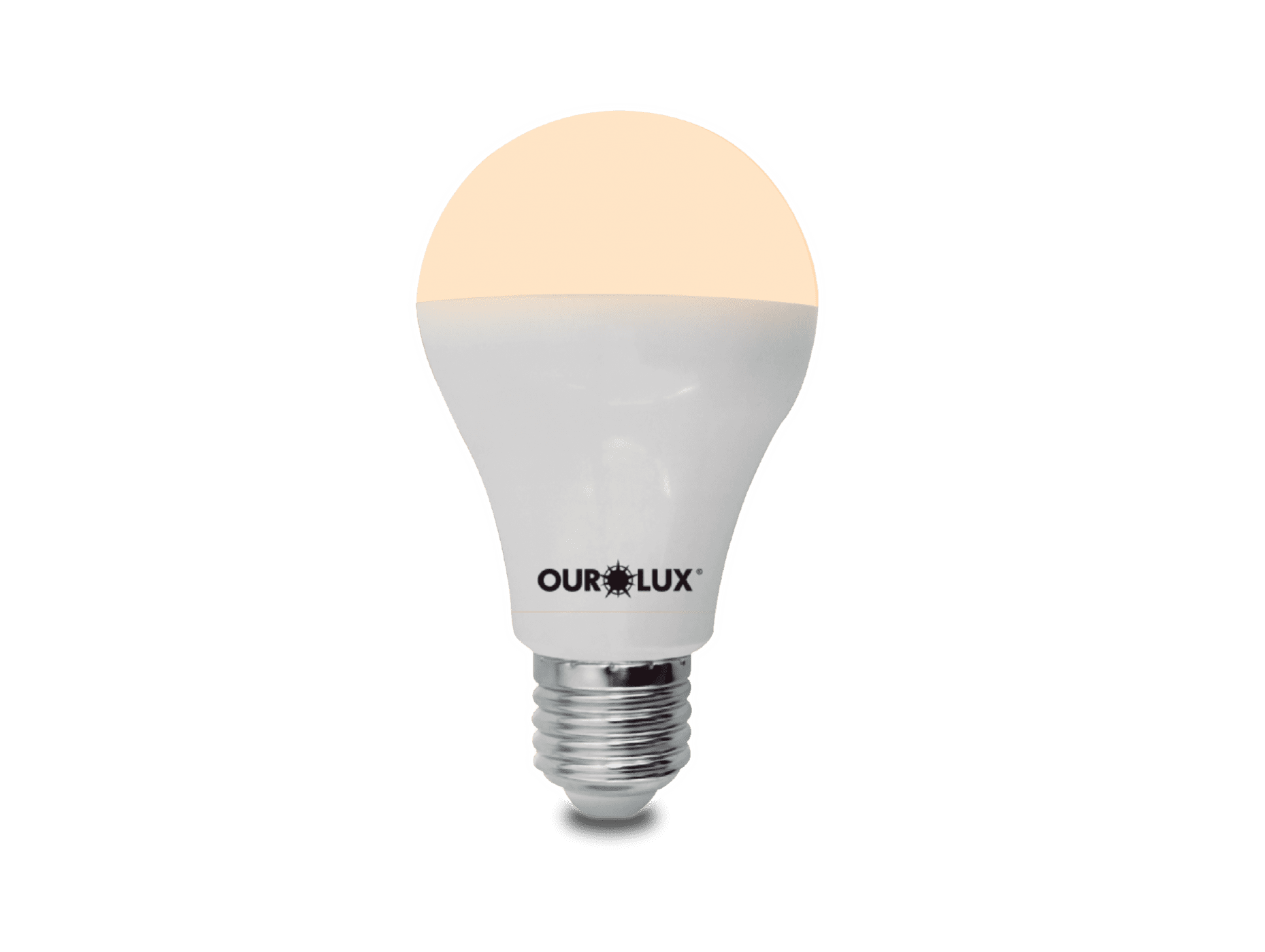 Lâmpada Ourolux Superled 6W Bivolt Branca  - Casa Mattos