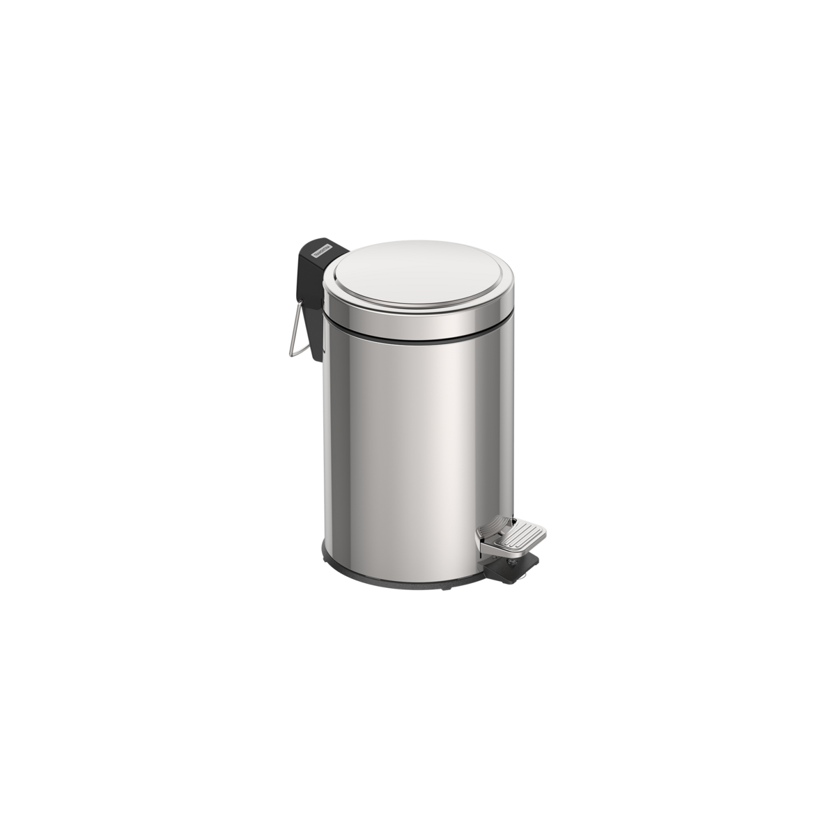 Lixeira Tramontina Inox com Pedal 94538/103 3LT