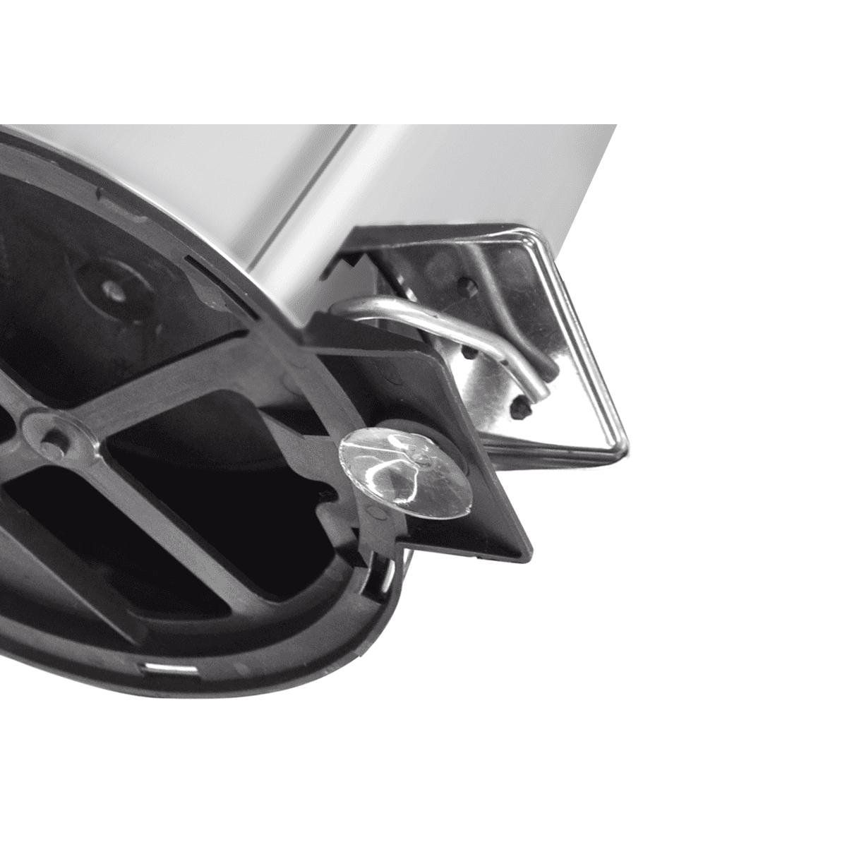 Lixeira Tramontina Inox com Pedal 94538/103 3LT  - Casa Mattos