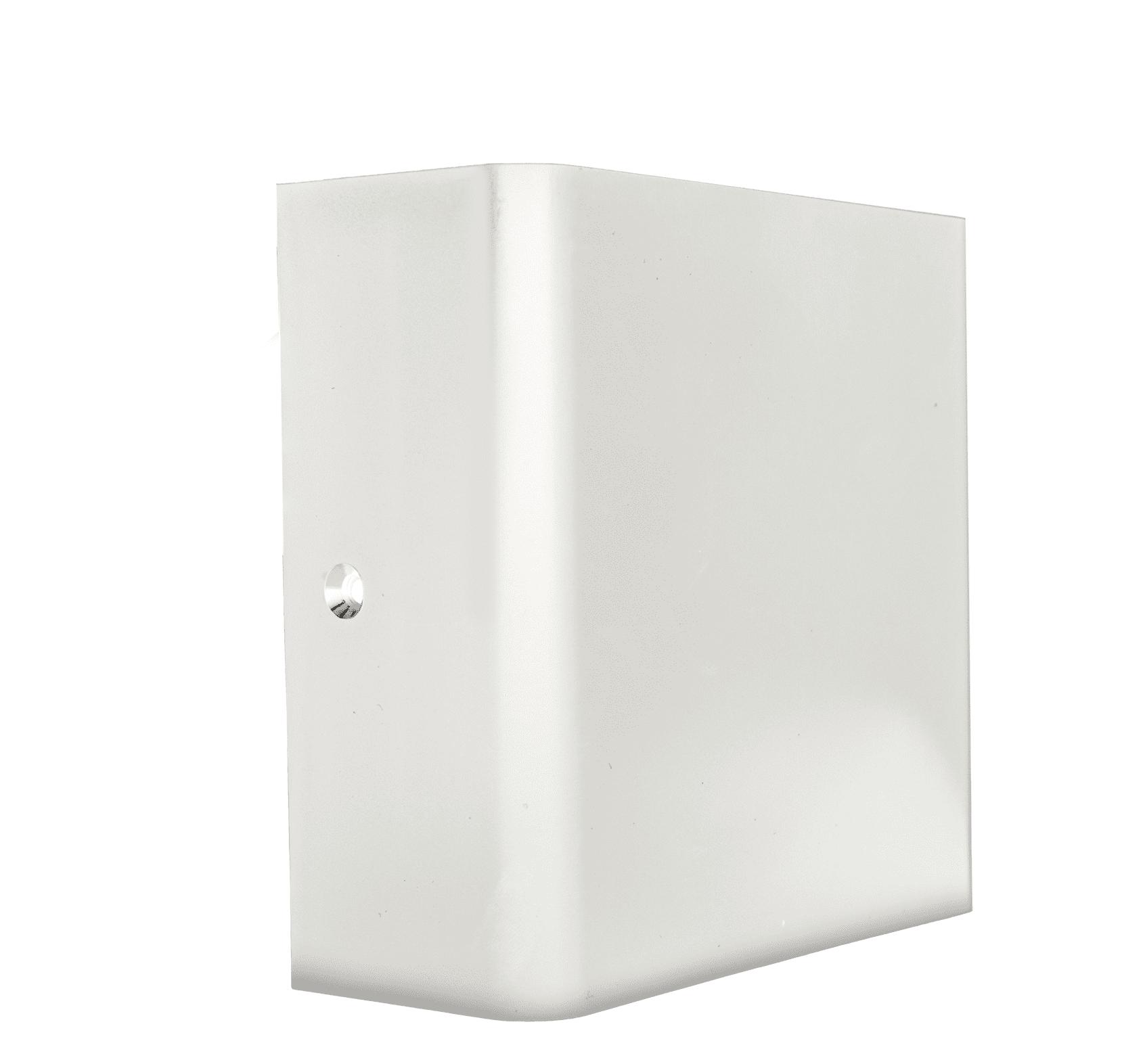 Luminária Arandela de LED Kian 12822 IP65 3W 3000K Branca