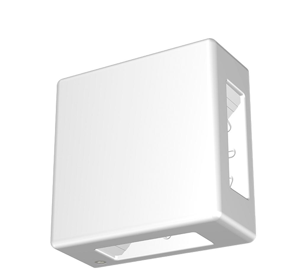 Luminária Arandela de Led Kian 14923 IP65 4 Focos 6W Branca