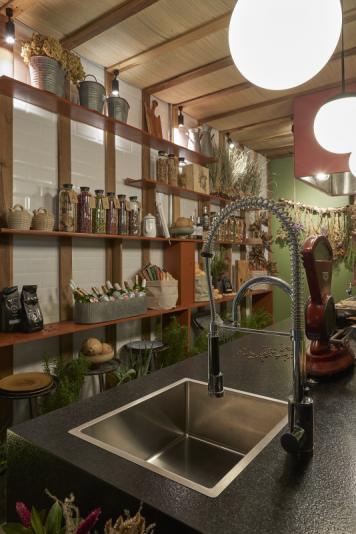 Misturador Monocomando Deca de Mesa para Cozinha  Gourmet 2280.C Cromado  - Casa Mattos