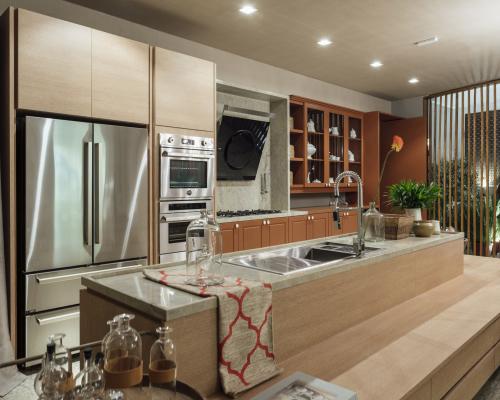 Misturador Monocomando Deca Unic Gourmet de Mesa Para Cozinha 2282.C Cromado  - Casa Mattos