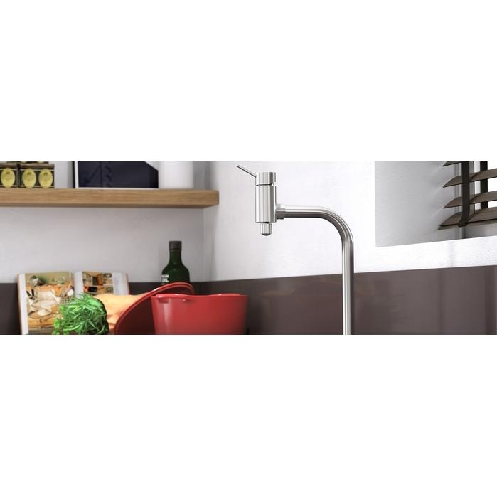 Misturador Monocomando Docol para Cozinha Lóggica ColdStart de Mesa  00578106 Cromado  - Casa Mattos