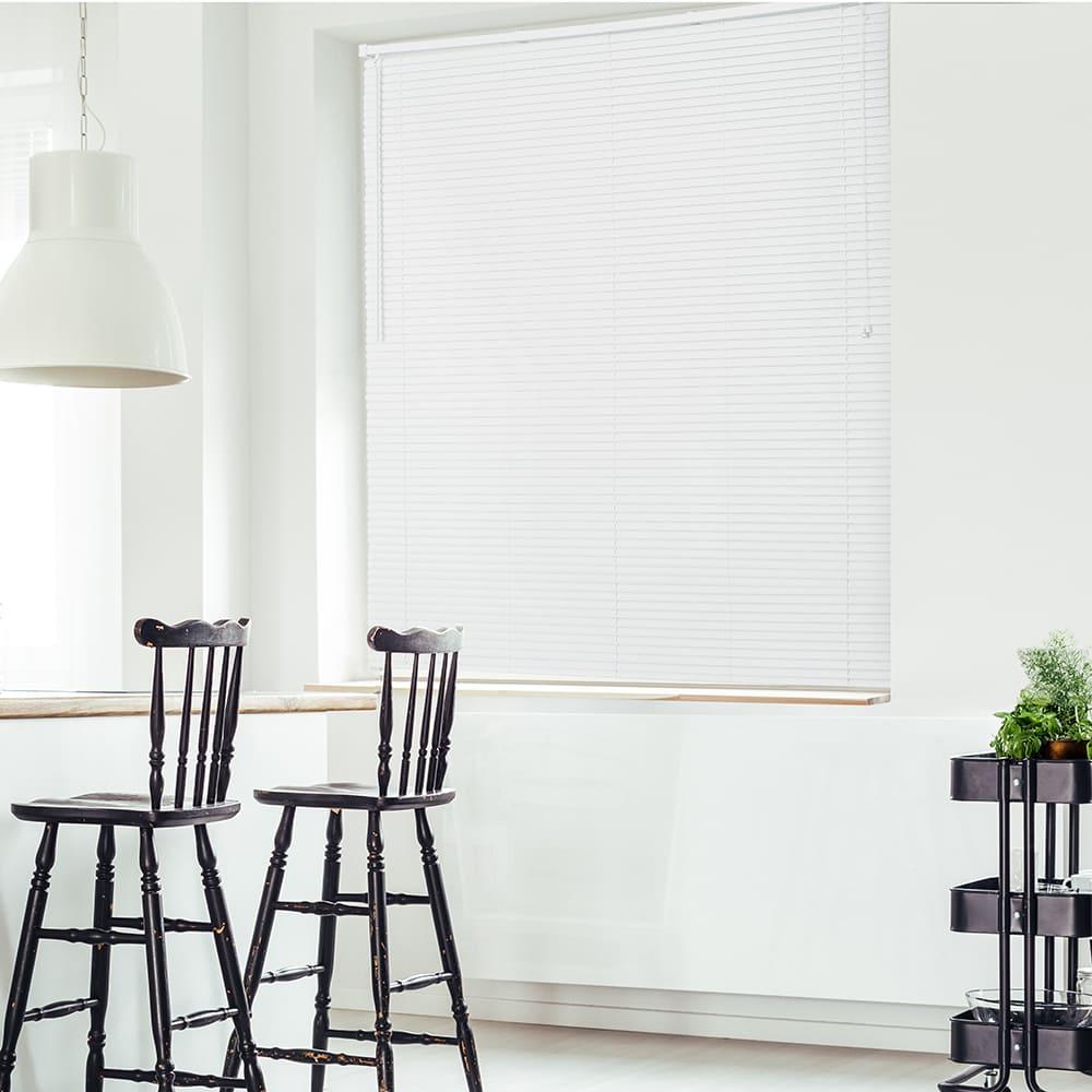 Persiana Evolux Horizontal PVC Off 1,40X1,30m Branca