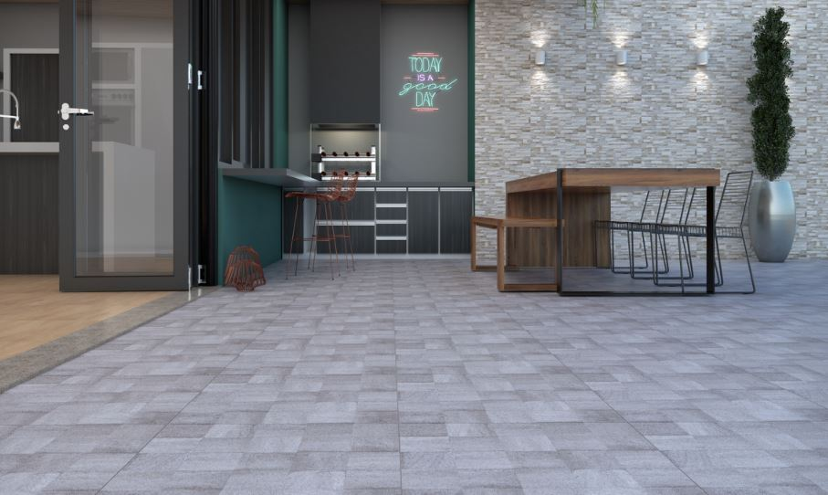 Piso Vivence 57Cm x 57Cm - Caixas com 2,32m²  - Casa Mattos
