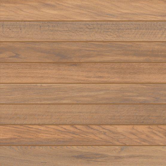 Piso Embramaco Deck Native Bege 61436 60X60cm  - Casa Mattos