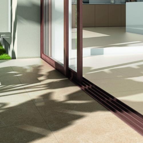 Piso Incesa New Tec Soft 60x60cm Acetinado  - Casa Mattos