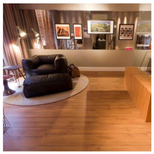 Piso Laminado Chamonix - Caixa com 2,77 m²  - Casa Mattos