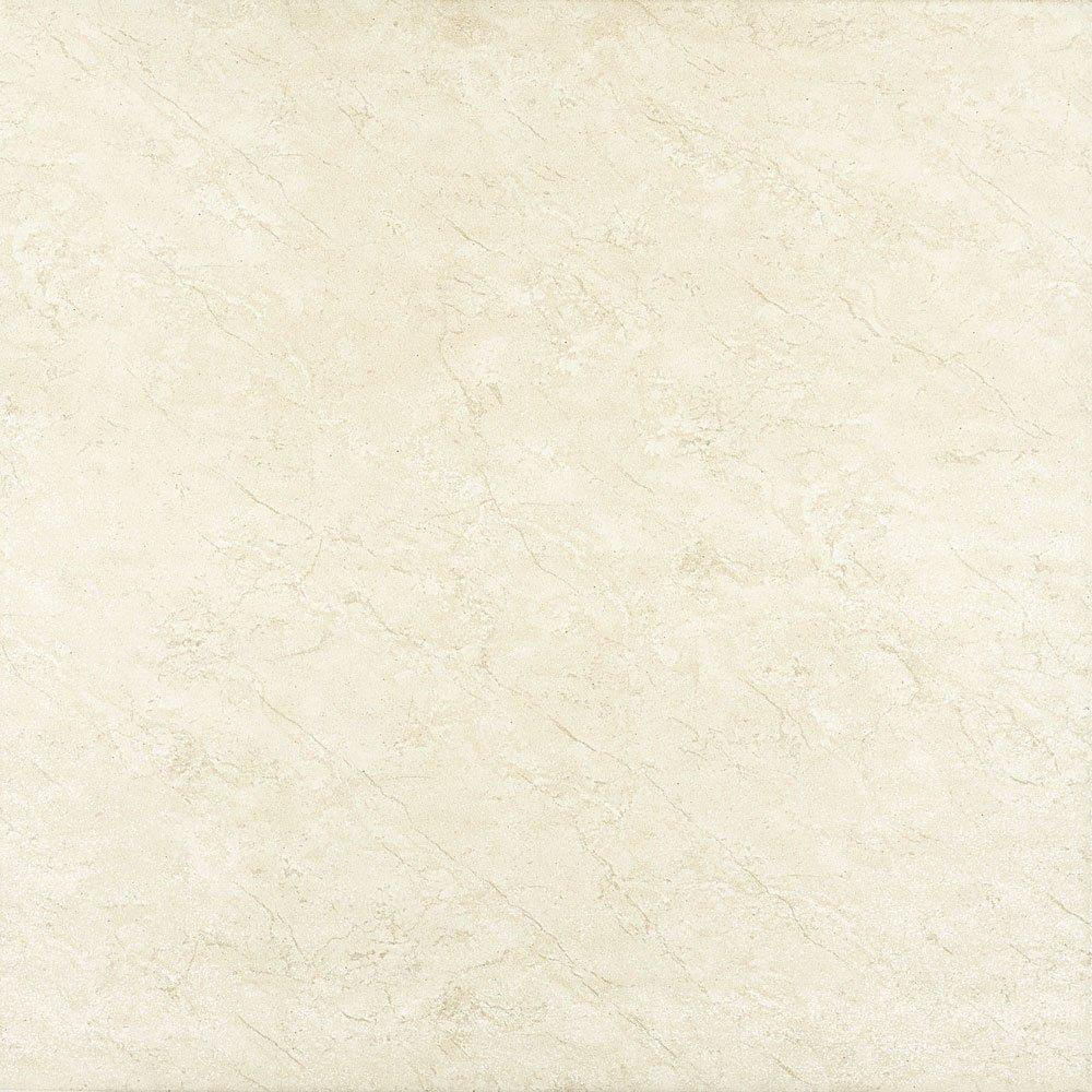 Piso Triunfo Venato Bege 57x57cm Brilhante  - Casa Mattos