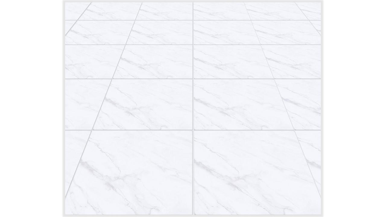 Piso Vivence 170049 57x57 cm Brilho  - Casa Mattos