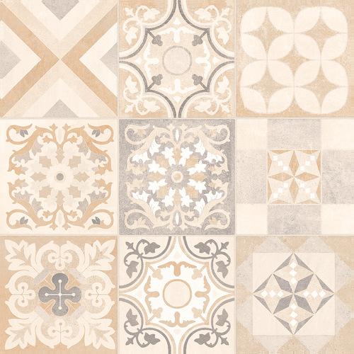 Porcelanato Biancogres Cemento Hidráulico Acetinado Retificado 60x60cm