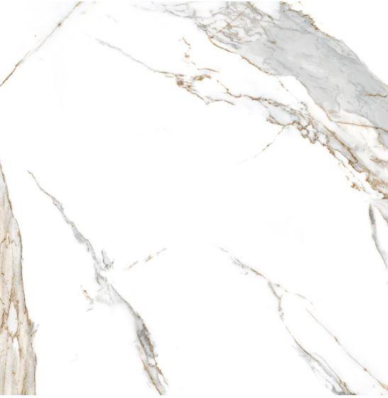 Porcelanato Calacata Oro Lux 90x90 Cx.2,4