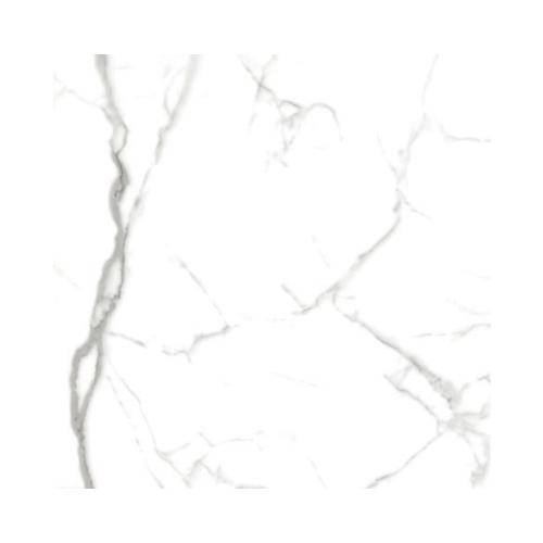 Porcelanato Carrara Cristal Polido 70Cm x 70Cm - Caixas de 1,96m²