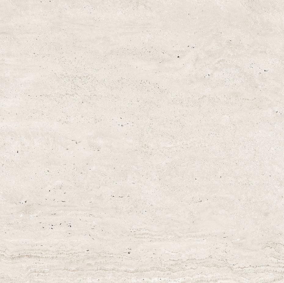 Porcelanato Ceusa Travertino Veins 80x80cm 5008664 Acetinado  - Casa Mattos