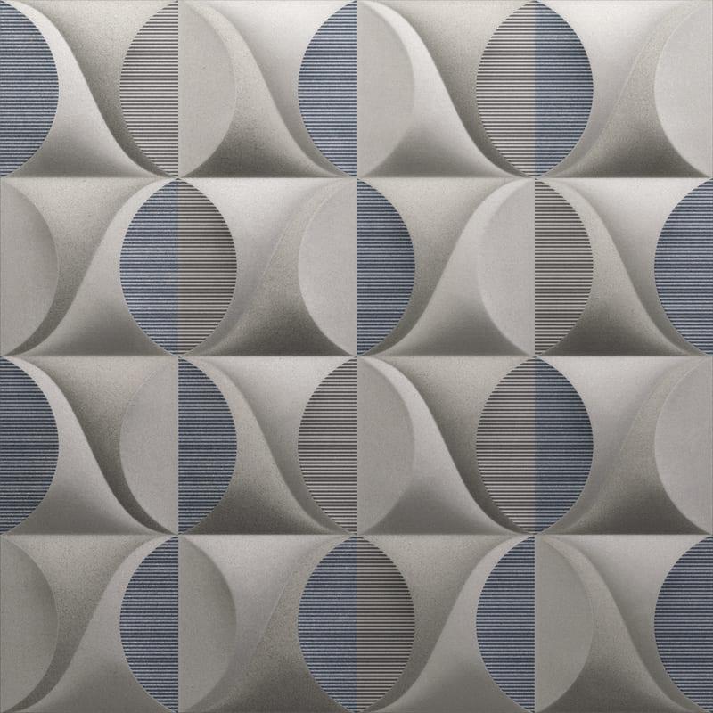 Porcelanato Ceusa Vivaz BL 58,4x58,4cm Matte