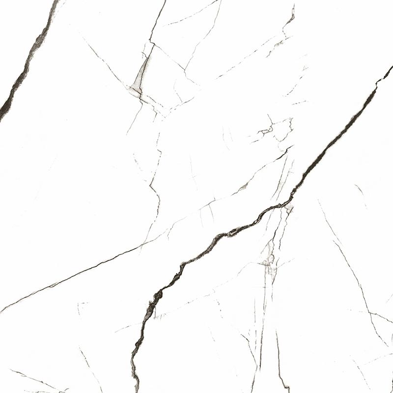 Porcelanato Damme Calacata Black 82X82cm Polido