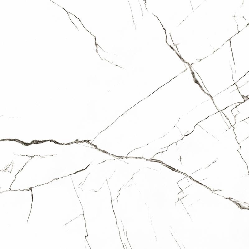 Porcelanato Damme Calacata Black 82X82cm Polido  - Casa Mattos