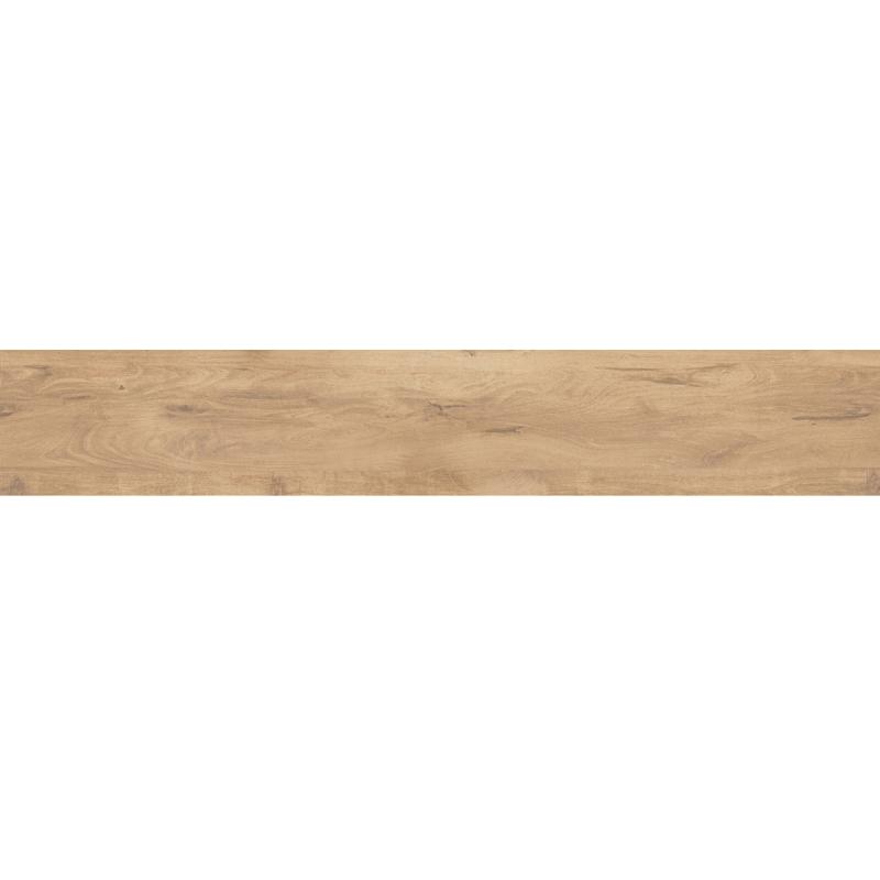 Porcelanato Damme Madero Caramel 20X121cm Acetinado  - Casa Mattos