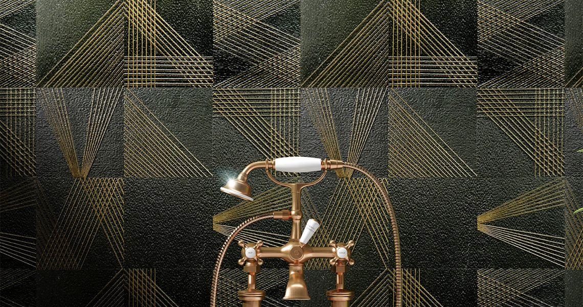 Porcelanato Itagres Anita Black 60x60cm Mate  - Casa Mattos
