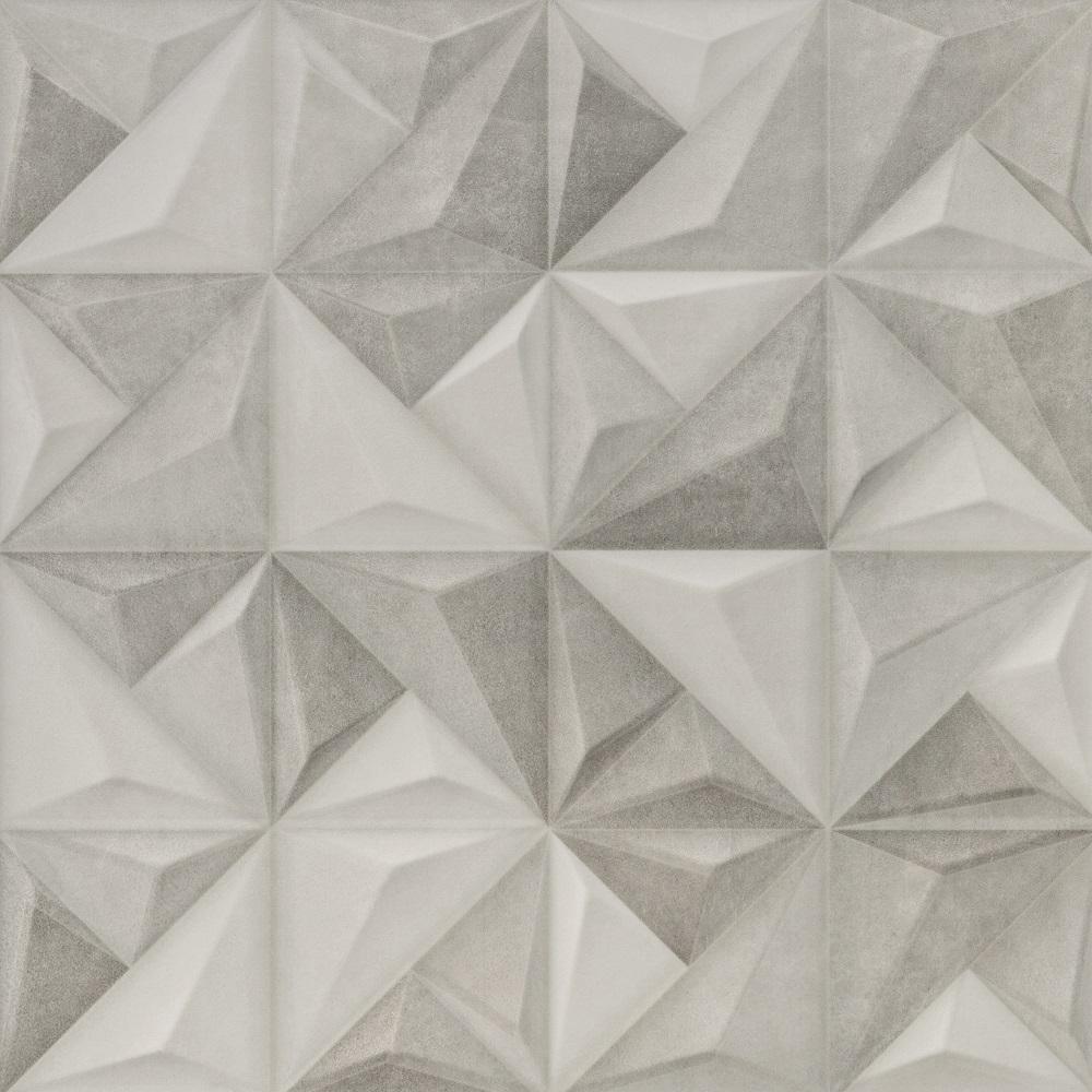 Porcelanato Portinari Sense Abstract Mix 58,4X58,4 cm