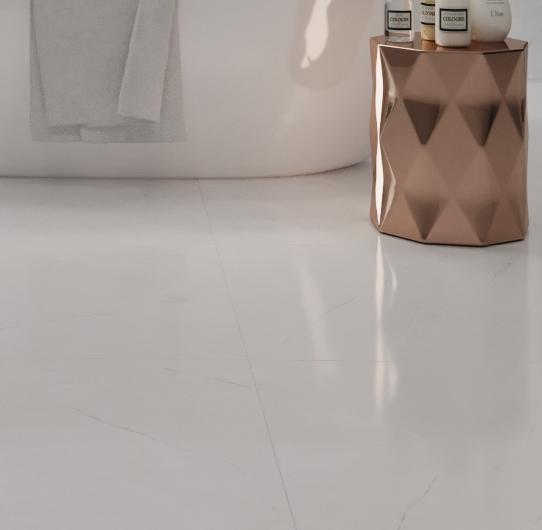 Porcelanato Insesa  Lumier 60 x 60 Cm Polido  - Casa Mattos
