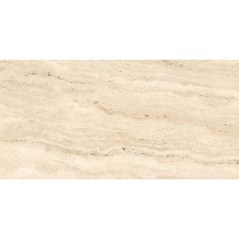 Porcelanato Travertino Navona Beige 52,7x105 Cx.1,7  - Casa Mattos