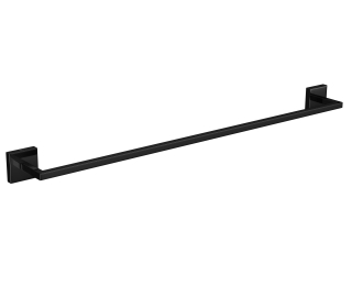 Porta Toalha Deca Clean barra 60cm 2040.BL.060.CLN.NO