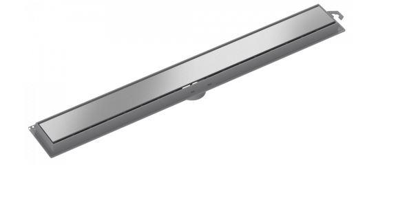 Ralo Linear Tigre Flat Grelha 50 cm 100018899 Inox