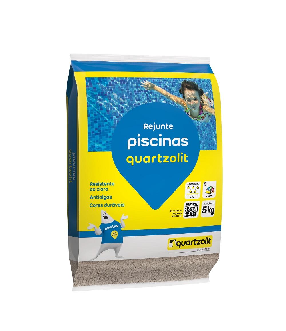 Rejunte Piscinas 5 Kg  - Quartzolit