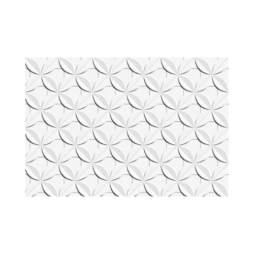 Revestimento 43,7Cm x 63,1Cm - Branco - Caixas com 1,65m²