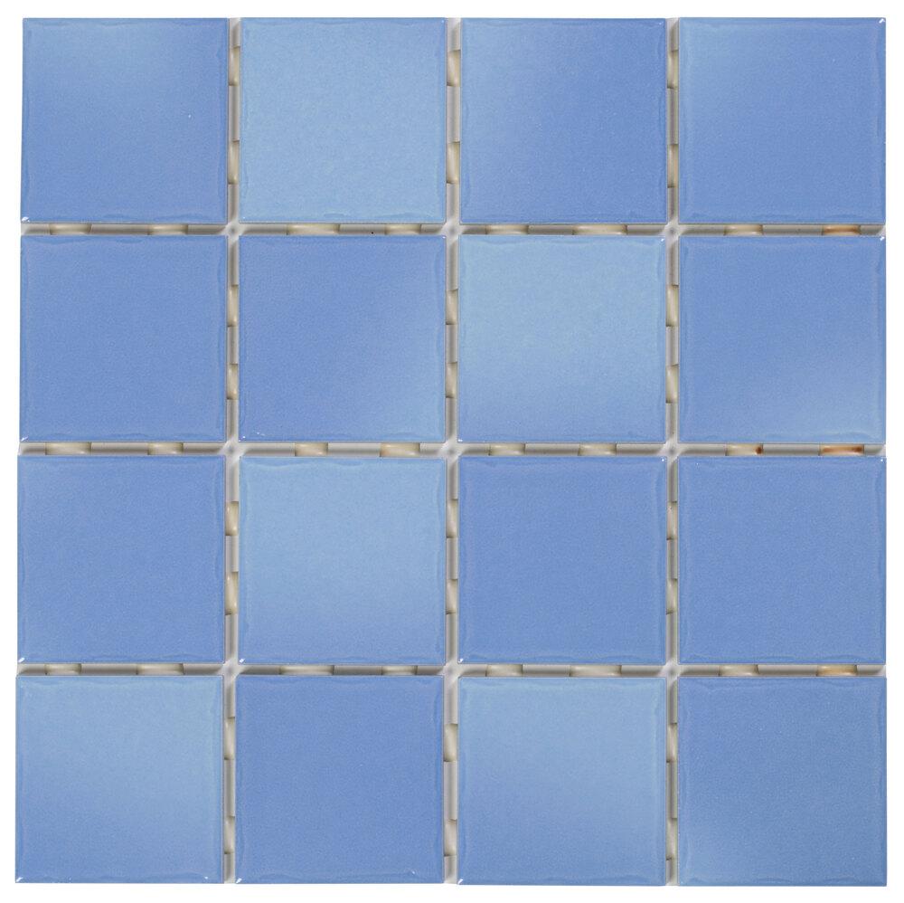 Revestimento Atlas Feliz 7,5X7,5 cm  - Casa Mattos