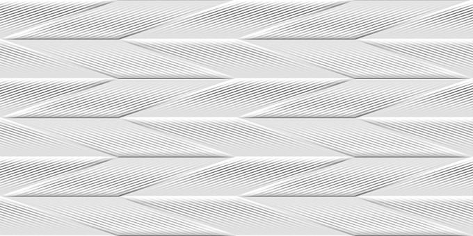 Revestimento Itagres Colibri White 45X90cm Acetinado