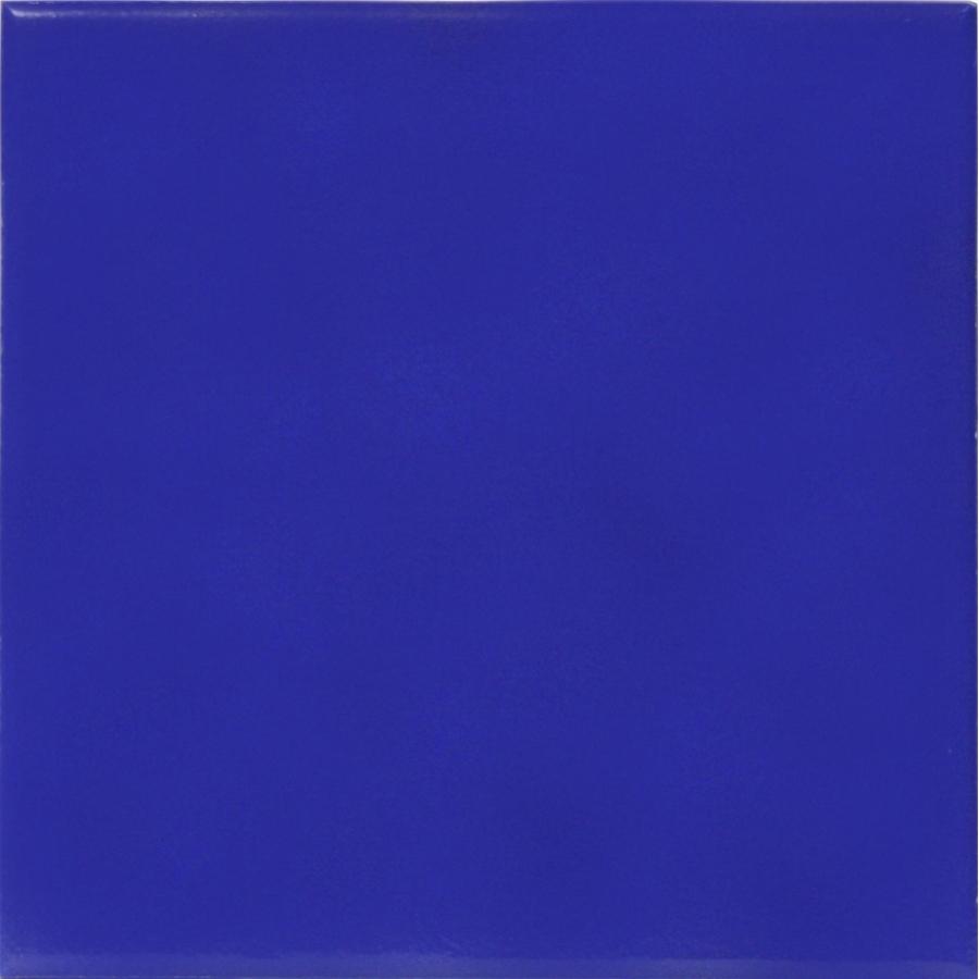 Revestimento Pierini Azul Cobalto 20x20cm  - Casa Mattos