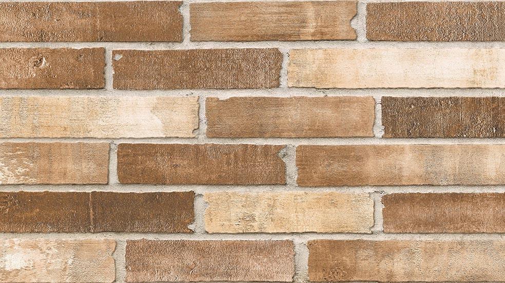 Revestimento Vivence 160074 Tijolinho Rustico 32x57cm Acetinado  - Casa Mattos