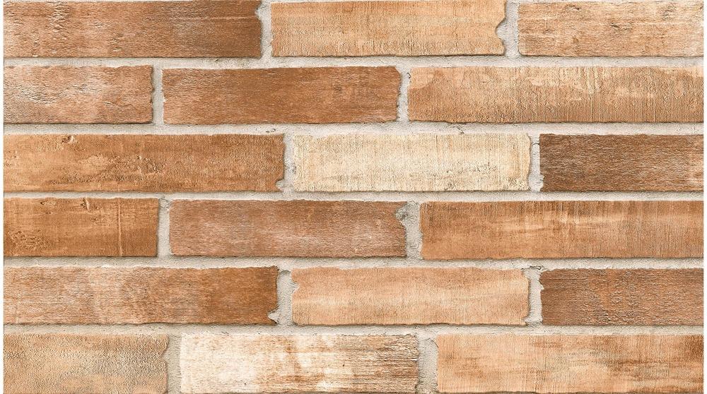 Revestimento Vivence 160074 Tijolinho Rustico 32x57cm Acetinado