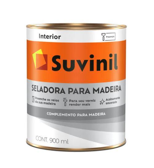 Seladora para Madeira Suvinil 900ml  - Casa Mattos