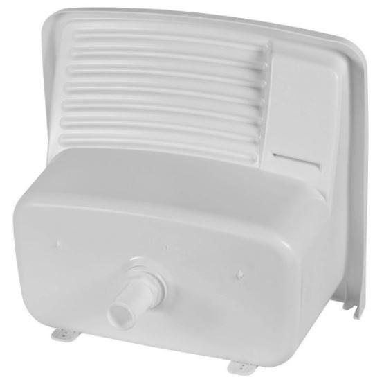 Tanque Plástico Para Lavar Roupas 47x43x27Cm 22L  - Casa Mattos