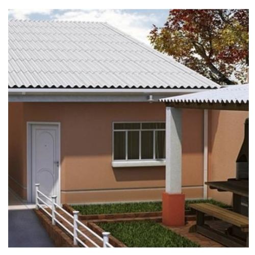 Telha Tropical 244 x 110 x 5mm  - Casa Mattos