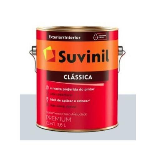 Tinta Clássica Premium Fosca 3,6L  - Casa Mattos