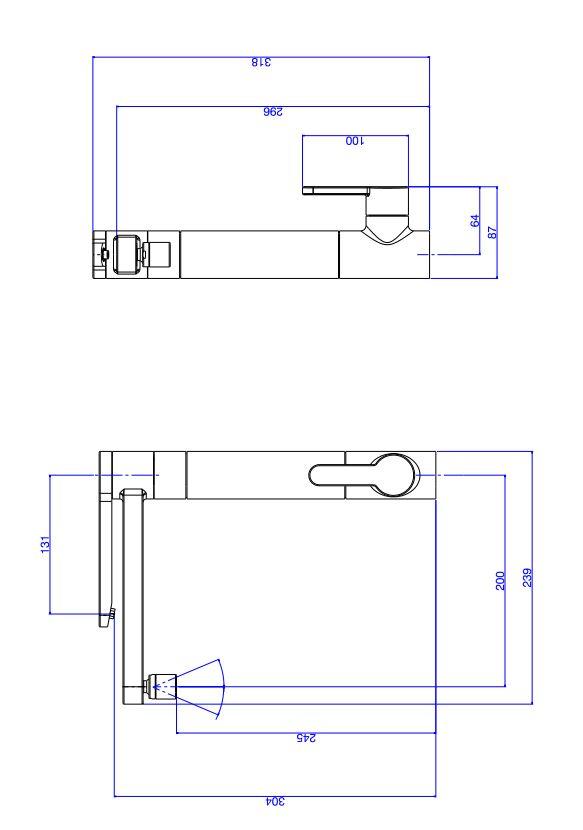 Torneira Deca Para Cozinha Com Filtro Twin 1140.C  Cromada  - Casa Mattos