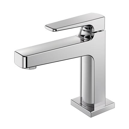 Torneira Docol De Mesa Para Banheiro Lift 00871906 Cromada