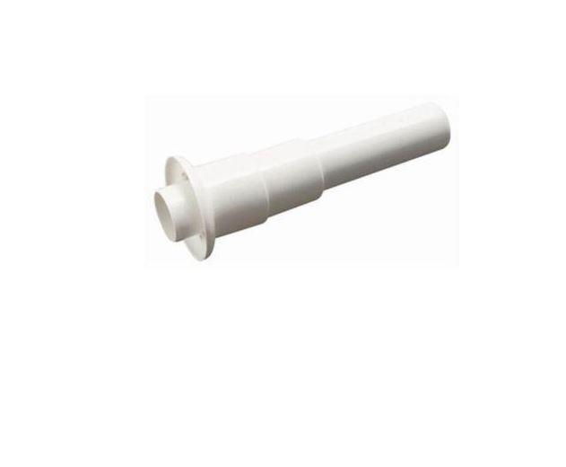 Tubo de Ligação Ajustável Tigre 26912237 Branco  - Casa Mattos