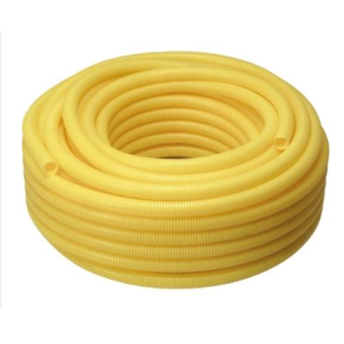 Tubo Eletroduto PVC Corrugado Flexivel 25mmX50m  - Casa Mattos